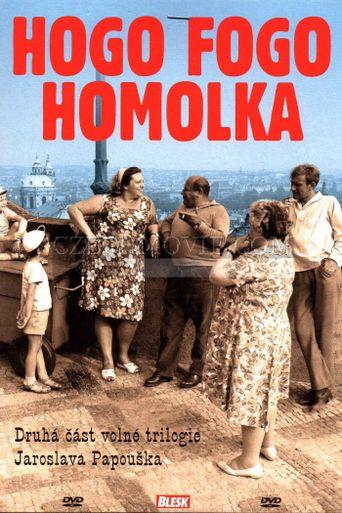 Hogo Fogo Homolka Poster
