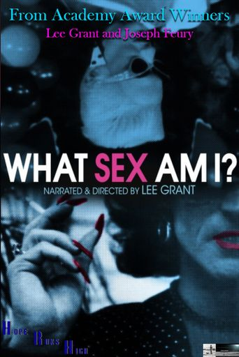 What Sex Am I? Poster