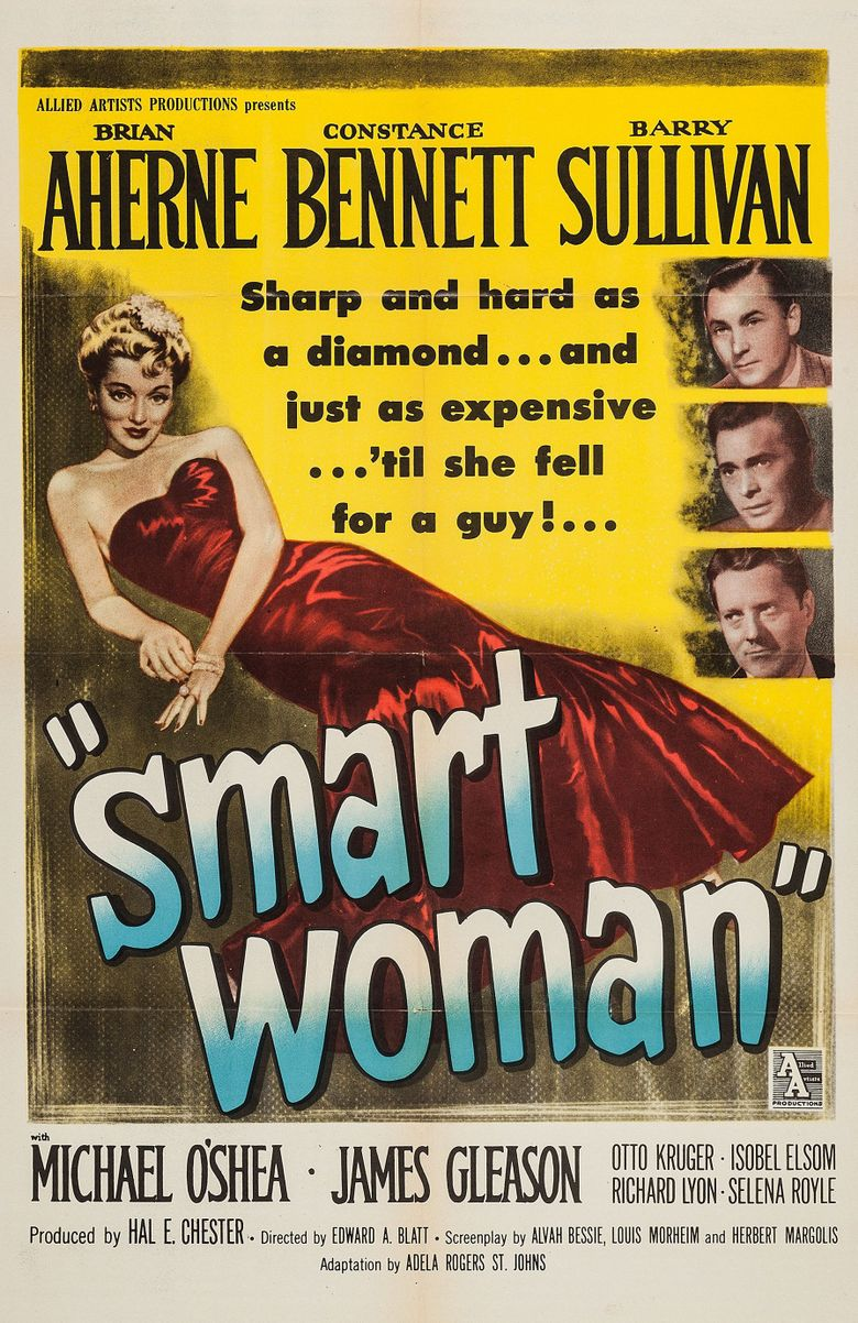 Smart Woman Poster