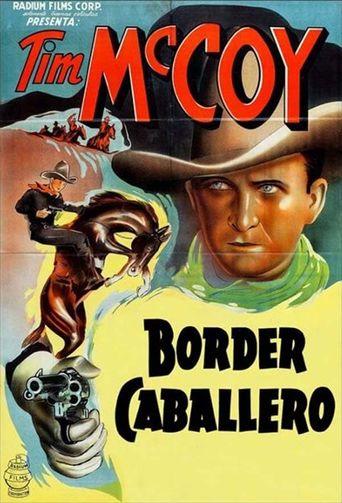Border Caballero Poster