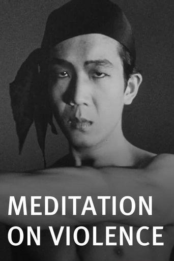 Meditation on Violence Poster