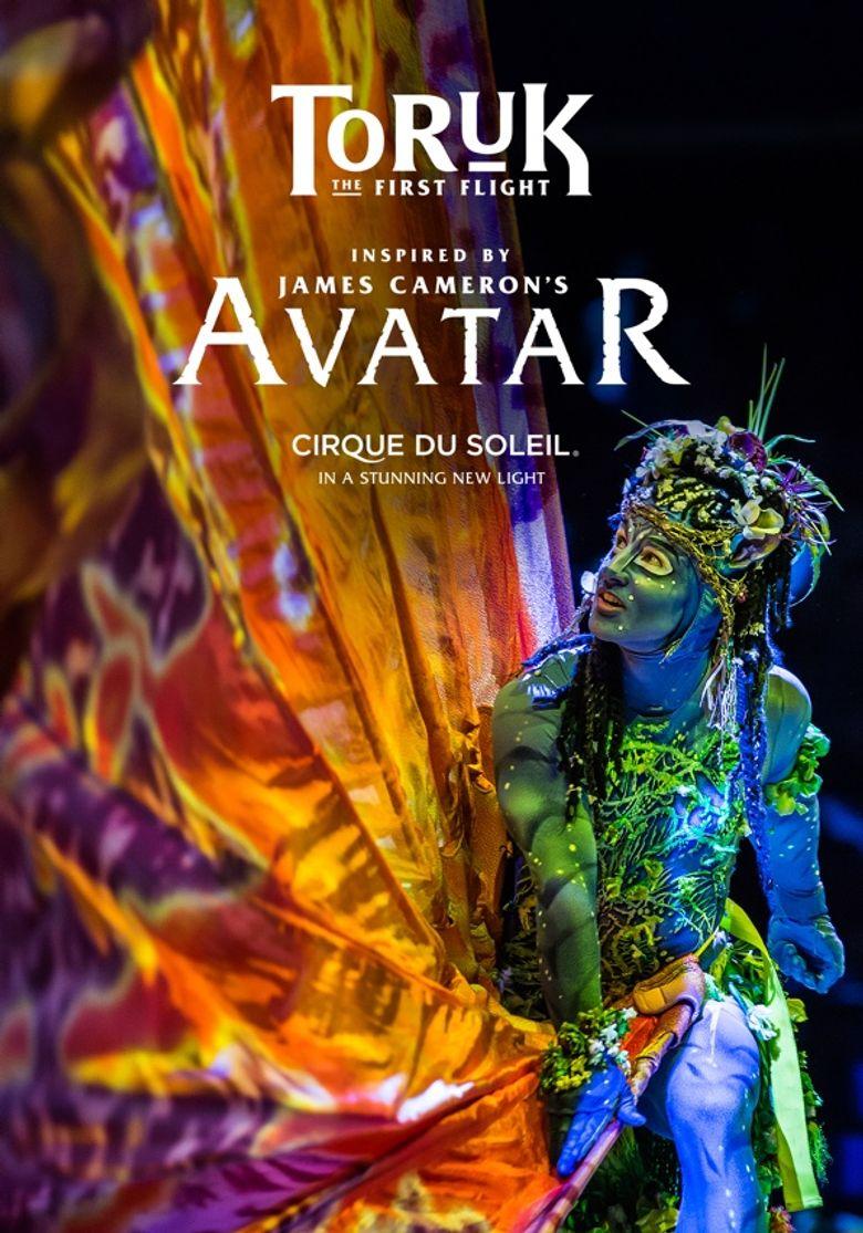 Cirque du Soleil: Toruk - The First Flight Poster