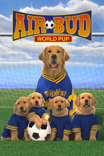 Watch Air Bud 3: World Pup