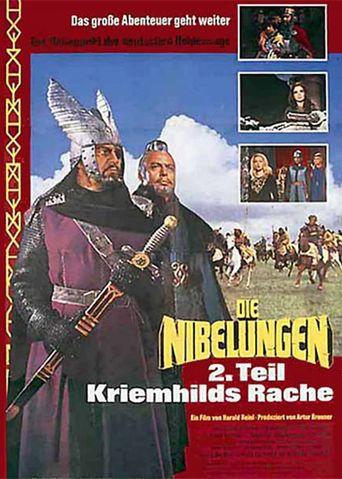 Die Nibelungen, Teil 2: Kriemhilds Rache Poster