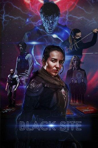 Black Site Poster