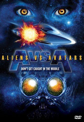 Aliens vs. Avatars Poster