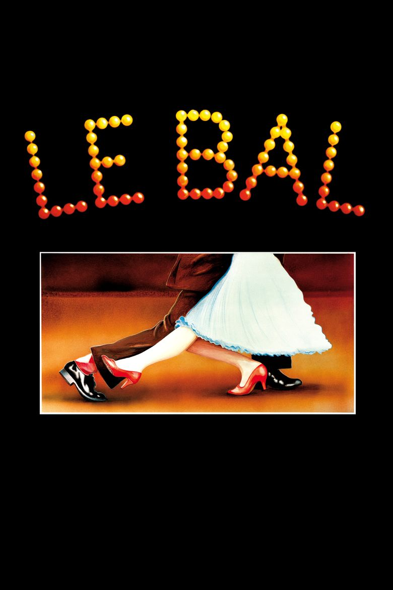 Le Bal Poster