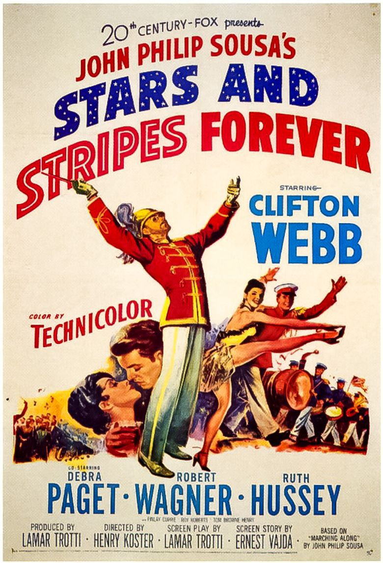 Stars and Stripes Forever Poster