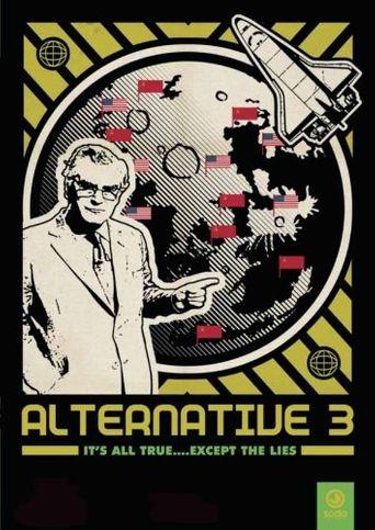 Alternative 3 Poster