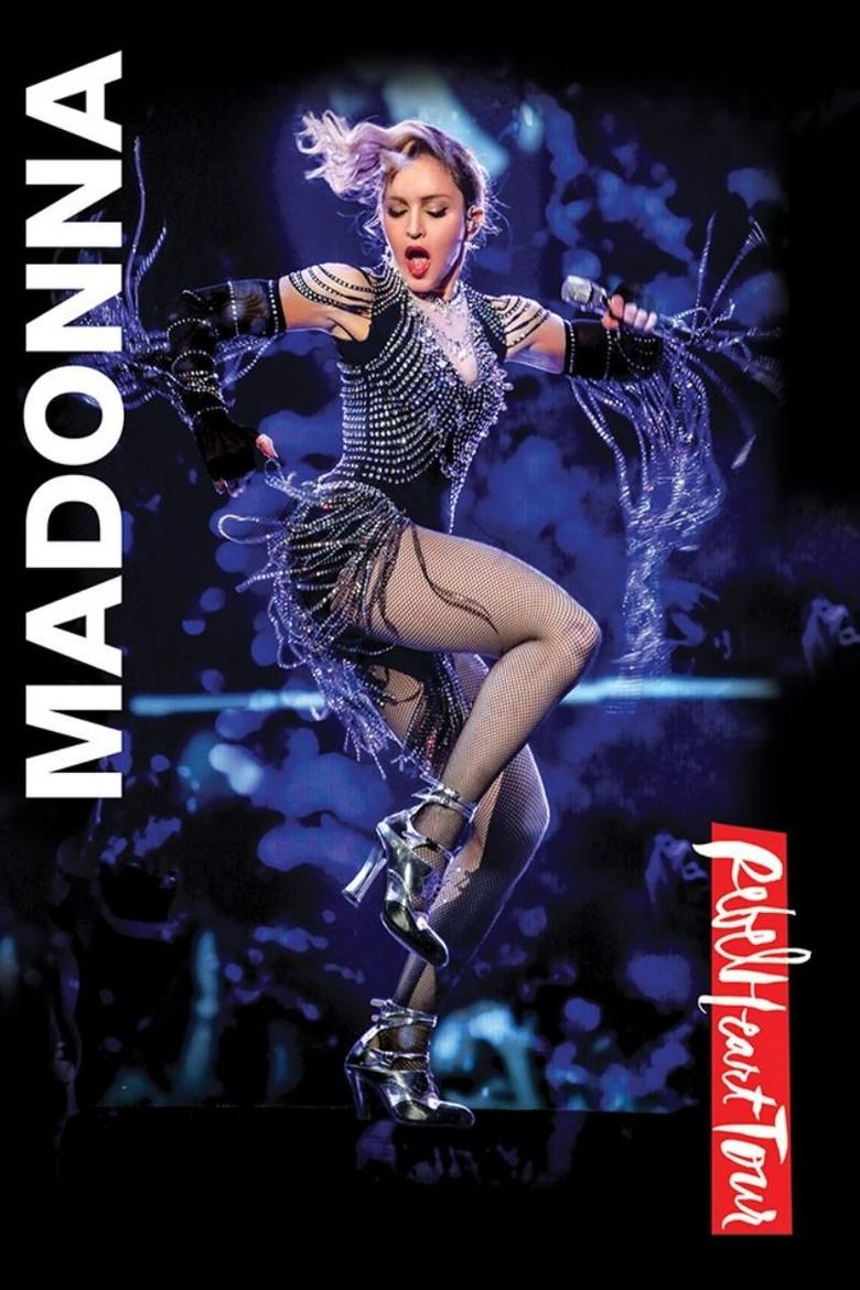 Madonna: Rebel Heart Tour Poster