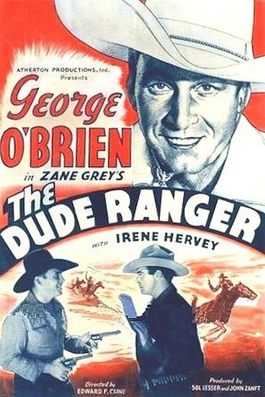 The Dude Ranger Poster