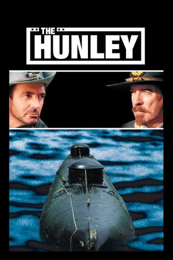 The Hunley Poster