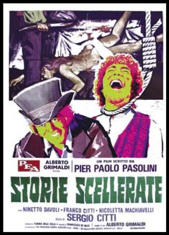 Bawdy Tales Poster