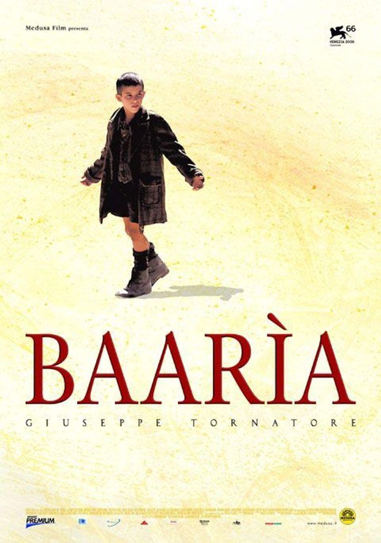 Baarìa Poster