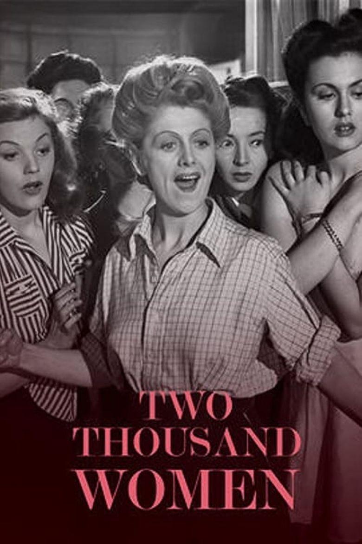 Two Thousand Women Poster