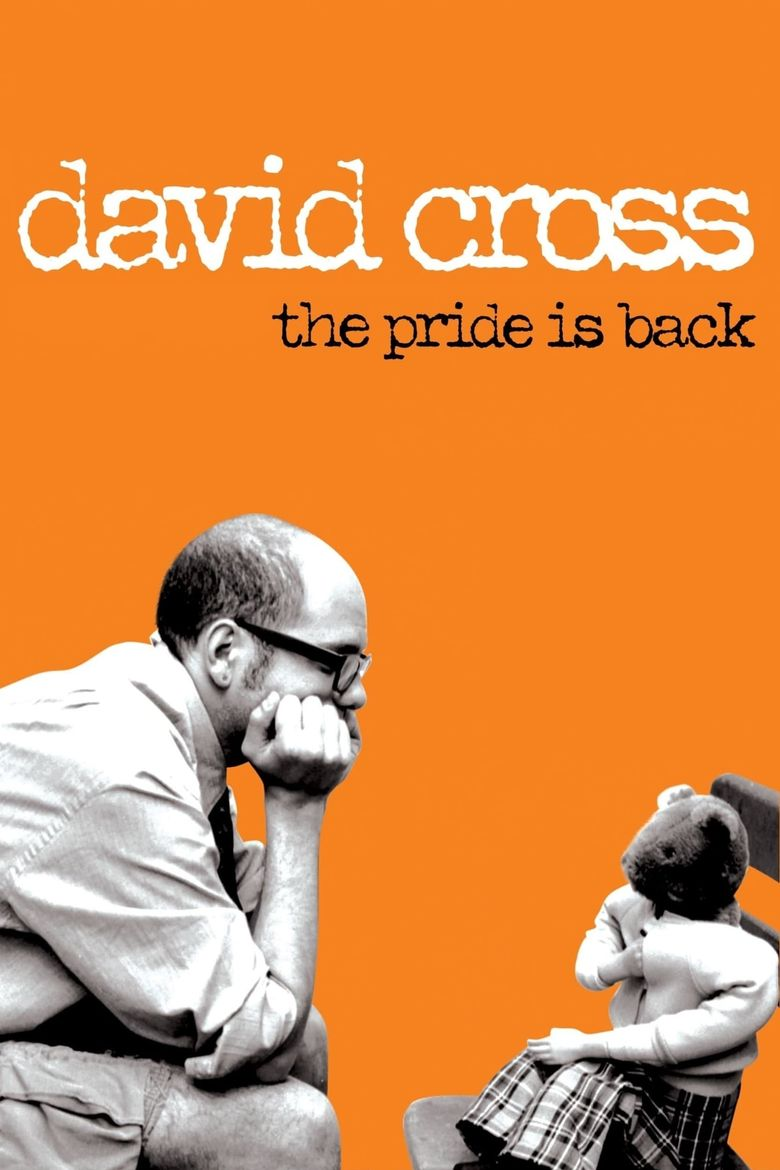 David Cross: The Pride Is Back Poster