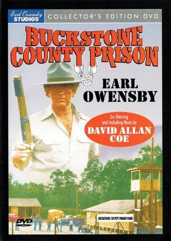 Buckstone County Prison Poster