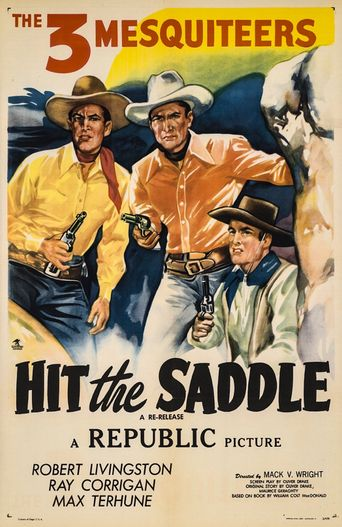 Watch Hit the Saddle