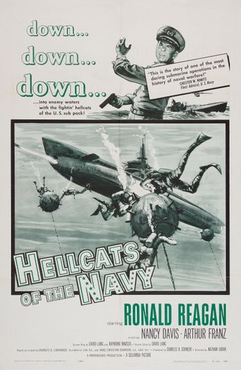 Hellcats of the Navy Poster