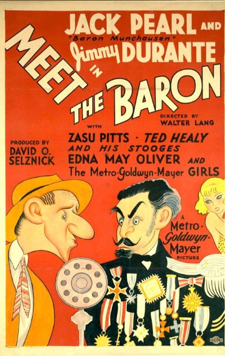 Meet the Baron Poster