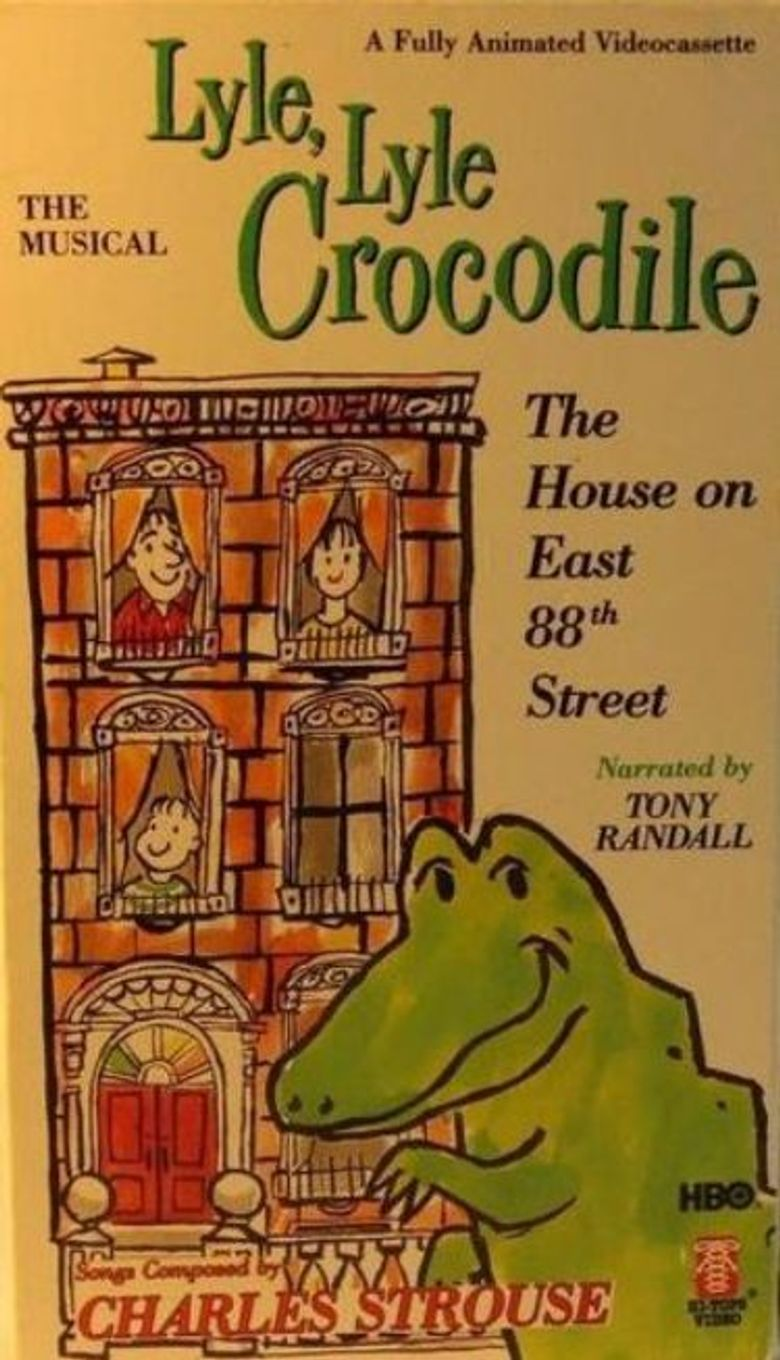 Lyle, Lyle Crocodile: The Musical - The House on East 88th Street Poster