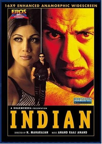 Indian Poster