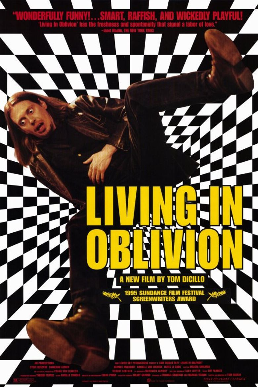 Living in Oblivion Poster