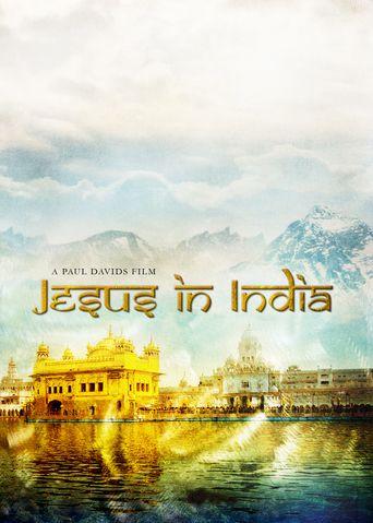 Jesus in India Poster