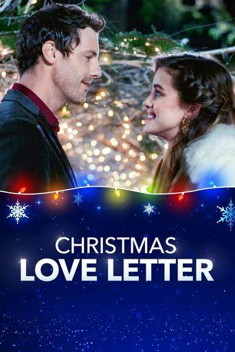 Christmas Love Letter Poster