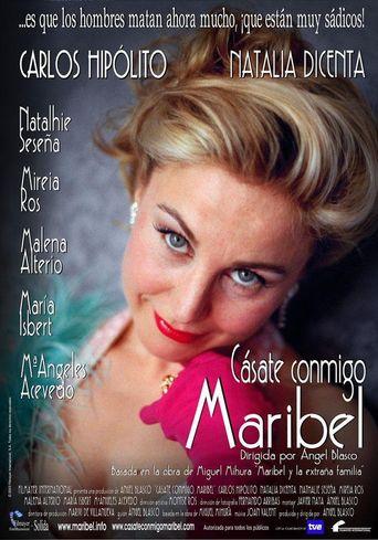 Marry Me, Maribel Poster