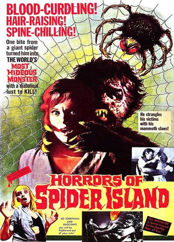 Watch Horrors of Spider Island