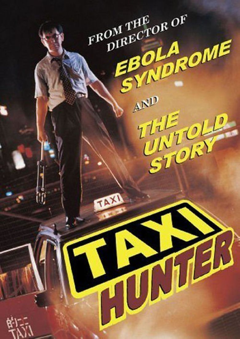 Taxi Hunter Poster