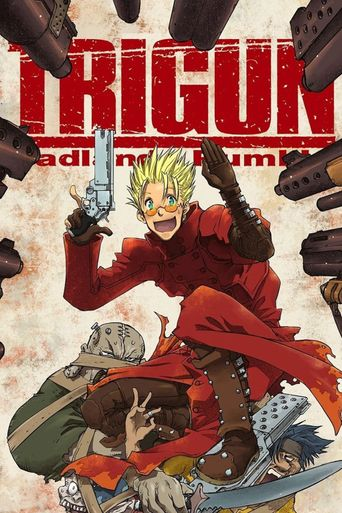 Trigun: Badlands Rumble Poster