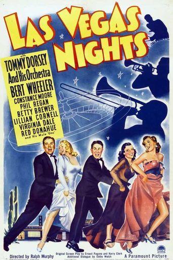 Las Vegas Nights Poster