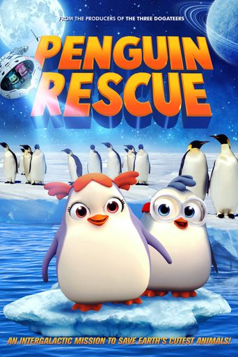 Penguin Rescue Poster