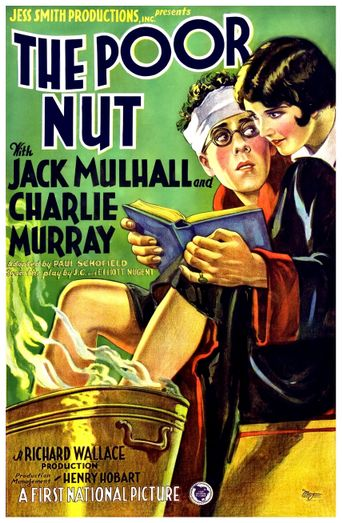 The Poor Nut Poster