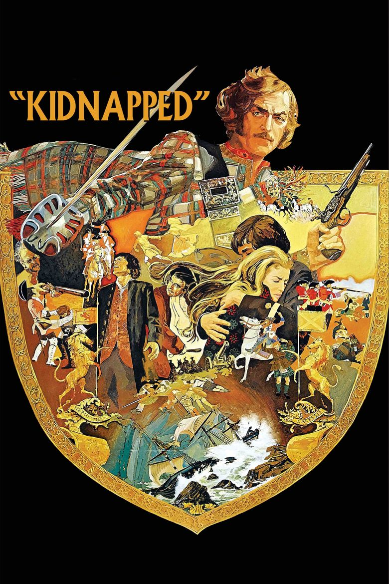 Kidnapped Poster