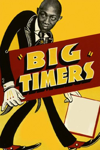 Big Timers Poster