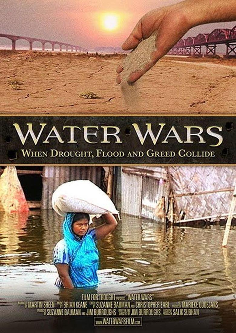 Water Wars Poster