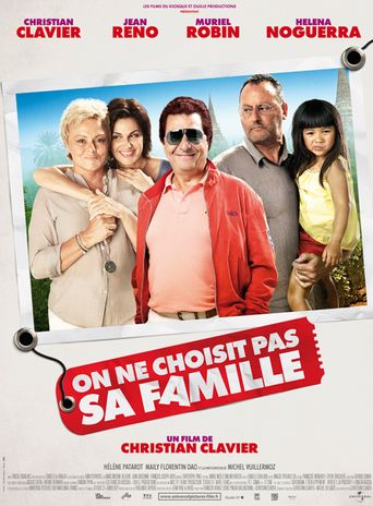 You Don't Choose Your Family Poster