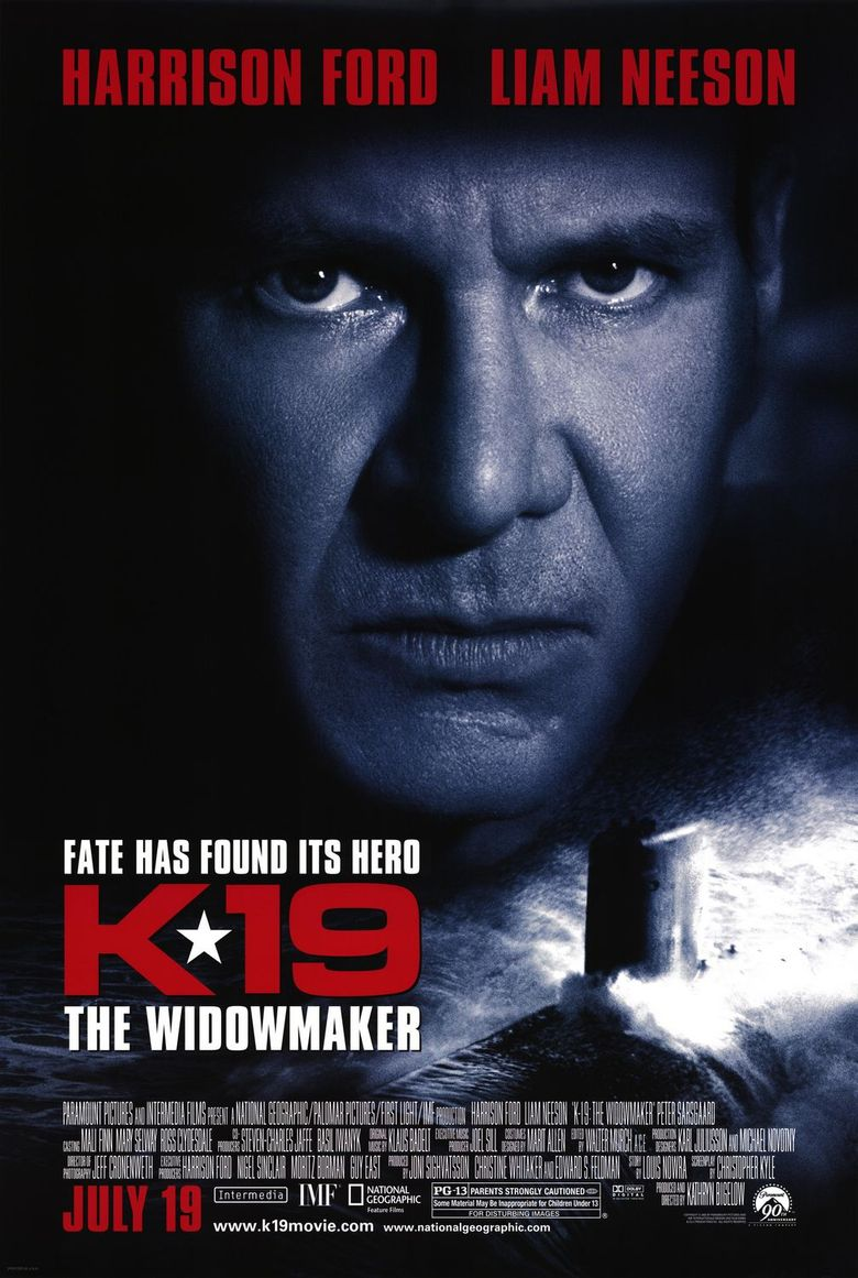 K-19: The Widowmaker Poster