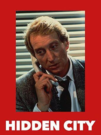 Hidden City Poster