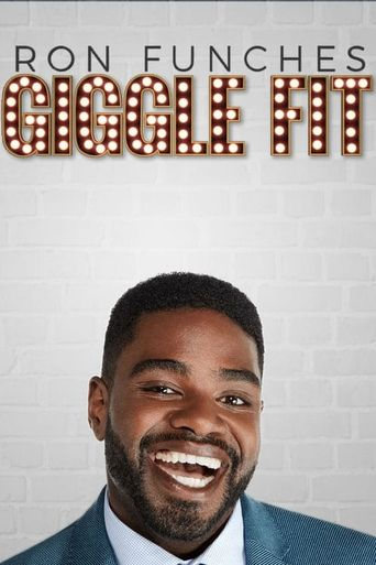 Ron Funches: Giggle Fit Poster