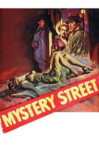 Mystery Street Poster