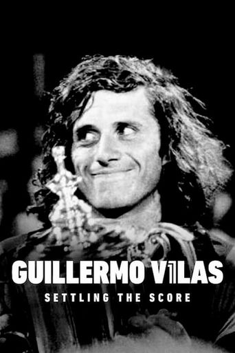 Guillermo Vilas: Settling the Score Poster