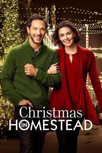 Christmas in Homestead Poster