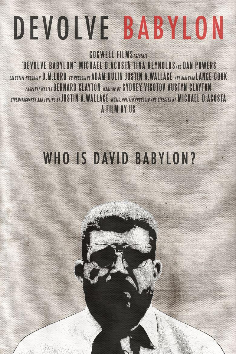 Devolve Babylon Poster
