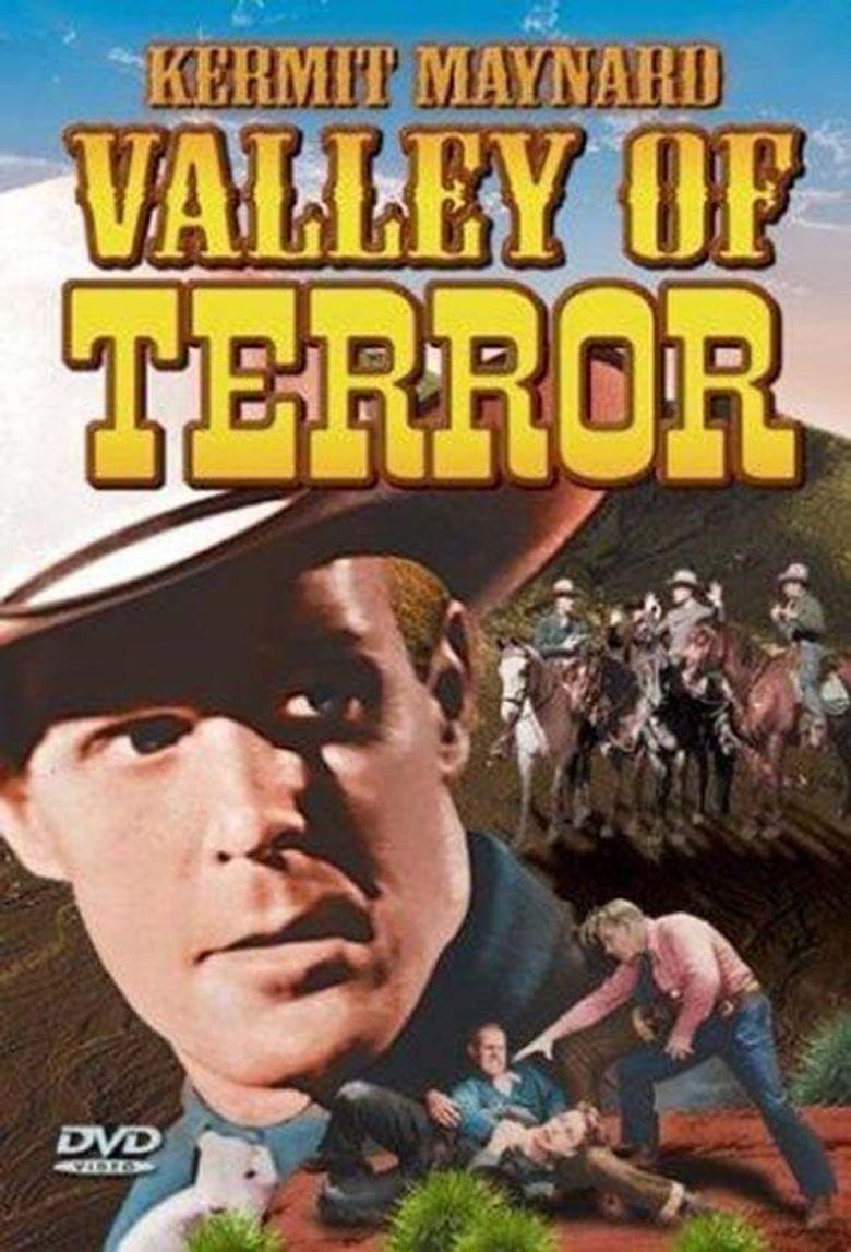 Valley of Terror Poster