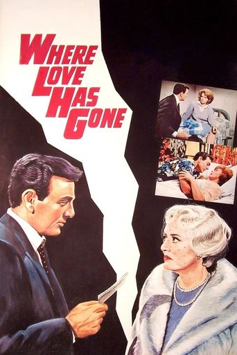 Where Love Has Gone Poster