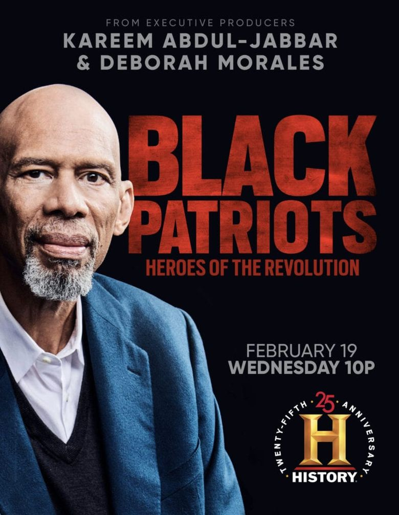 Black Patriots: Heroes of The Revolution Poster